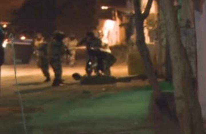 هجوم مسلح على مركز أمني في السعودية (فيديو+صور)