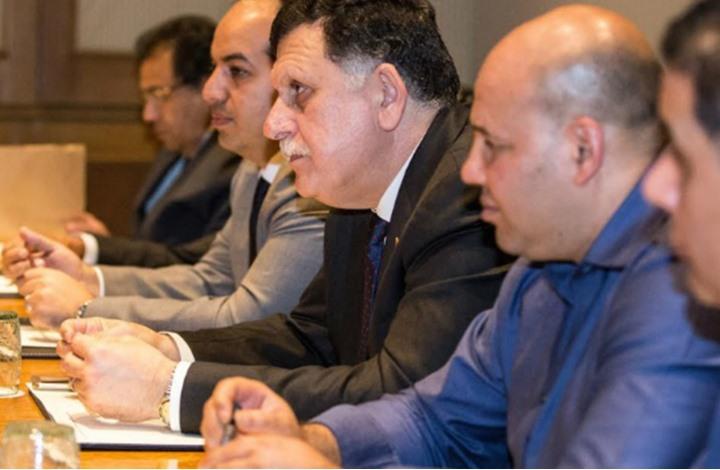 تقارب بشأن حكومة الوفاق الليبية واستمرار الجدل حول المادة 8