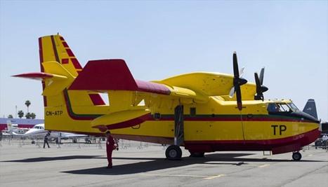 المعرض الدولي للطيران بمراكش المغربية - 07- المعرض الدولي للطيران بمراكش المغربية - الاناضول