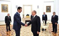 رسالة من الأسد لبوتين: حلب اليوم هي ستالينغراد