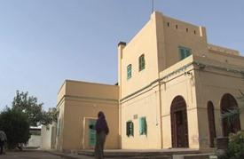 قصر سوداني يتحول إلى متحف لاستعادة ماضي ملكي في دارفور