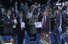 مجلس الشيوخ البرازيلي يشكل لجنة إقالة روسيف