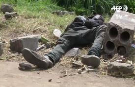 أطفال منسيون يهيمون على وجوههم في شوارع كينيا