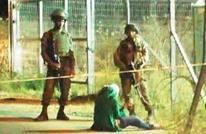 الاحتلال يصيب فلسطينية حاولت طعن جنود ويعتقل أخرى