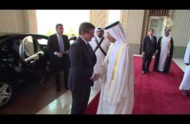 أنقرة والدوحة توقعان اتفاقية تمركز قوات تركية في قطر