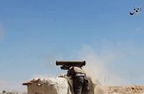تنظيم الدولة يعلن تدمير 3 دبابات للجيش التركي