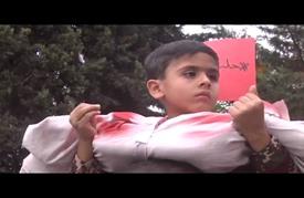 """وقفة احتجاجية ضد مجازر """"حلب"""" أمام السفارة الروسية بعمّان"""