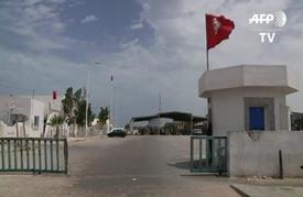 معبر راس الجدير الحدودي المشترك بين تونس وليبيا ما يزال مغلقا
